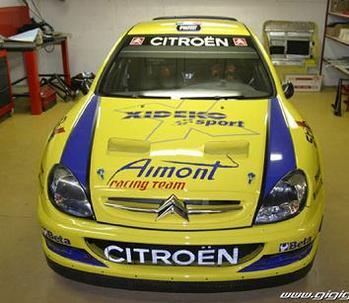 WRC: La Xsara de Gigi