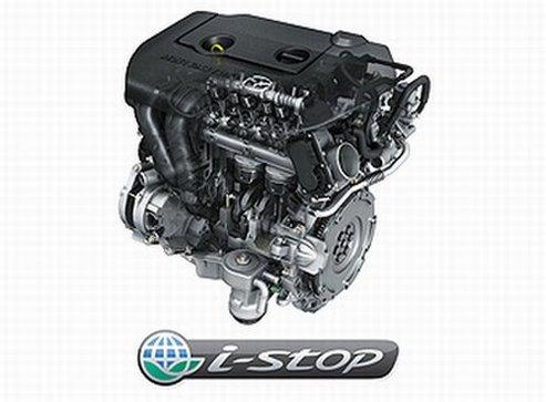 Le Stop/Start de Mazda appelé désormais i-stop