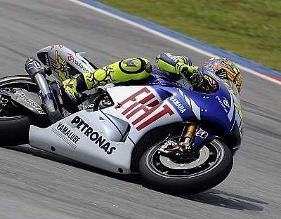 Moto GP - Malaisie D.2: Rossi a été monstrueux