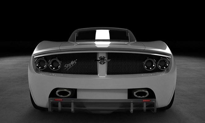 Spyker B6 Venator: cette fois-ci est la bonne
