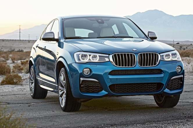 BMW officialise le X4 M40i