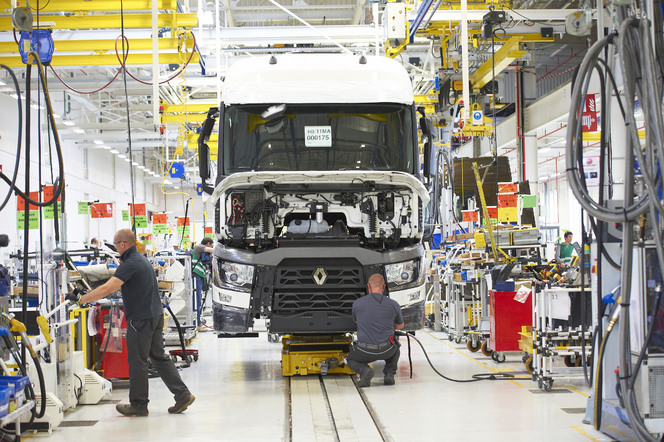 "Renault Trucks: ""Origine France Garantie"""