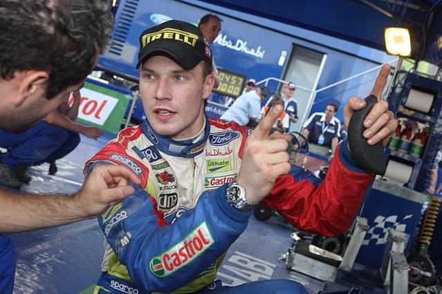 WRC Grèce final : Loeb, back from Hell .... énie !