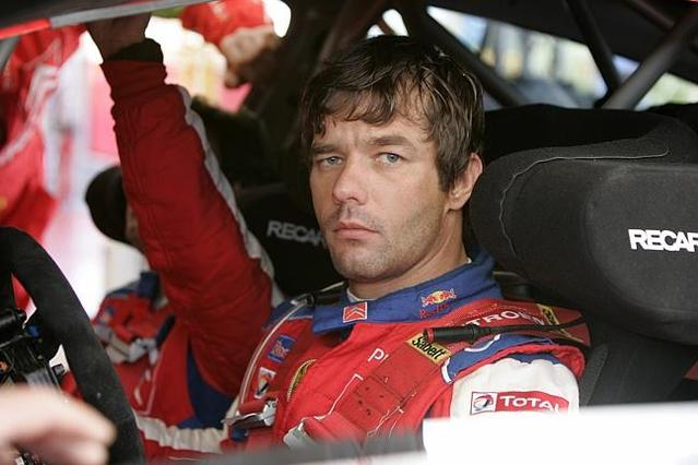 WRC Grèce final : Loeb, back from Hell .... énie !