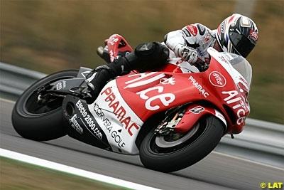 Moto GP - San Marin D.2: Guintoli voudra se refaire en course