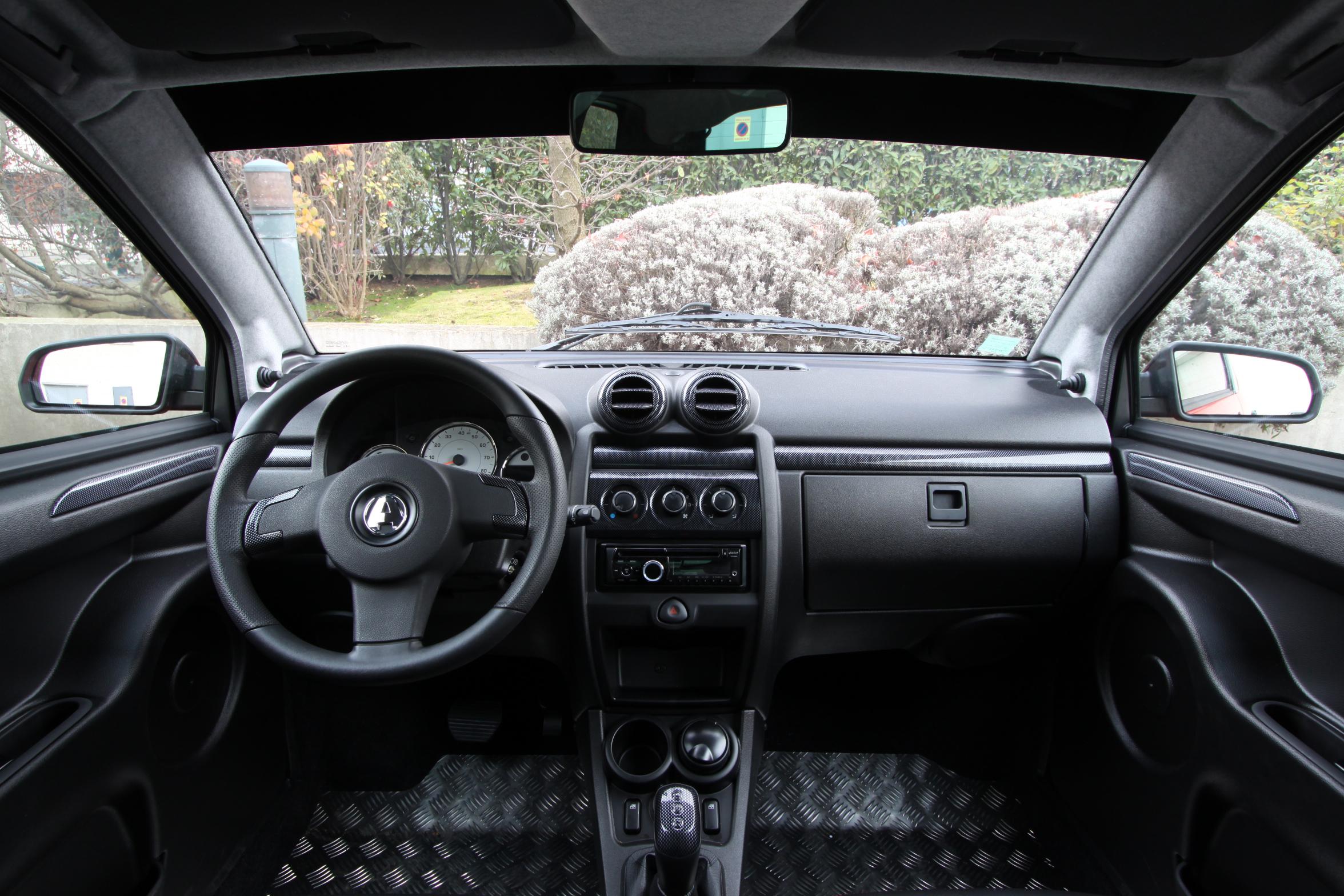 Guide d 39 achat vid o voitures sans permis les nouvelles for Auto interieur tuning