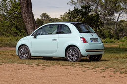 Essai - Fiat 500 restylée : mamie fait de la résistance