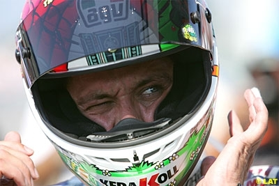 Moto GP - San Marin D.3: Rossi fait main basse