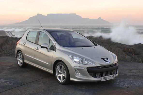 La gamme Peugeot 308 est enrichie