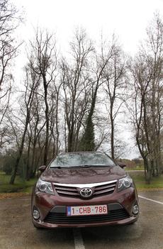 Essai - Toyota Avensis SW restylée : mauvaise en rien