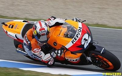 Moto GP - Honda: Officiel, Pedrosa ne roulera plus en Michelin !