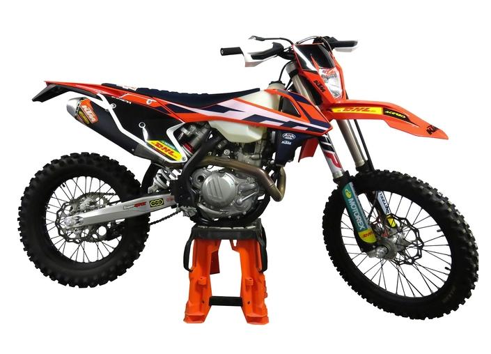KTM: un kit Factory US à 1 euro pour l'achat d'une EXC-F