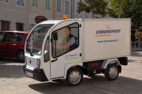 Toulouse accueille un nouveau véhicule électrique
