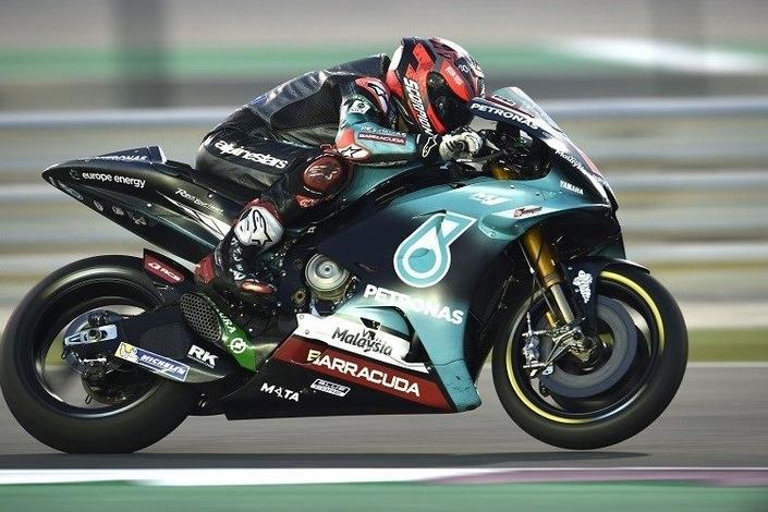 MotoGP  Fabio Quartararo débutant, benjamin et surprise de