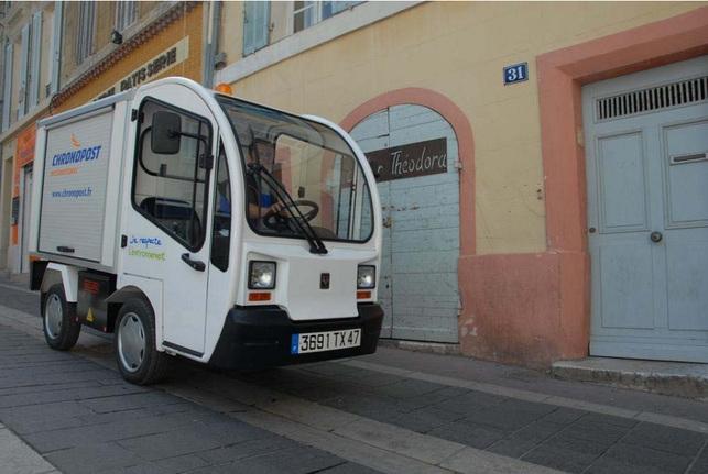 Marseille tend les bras à un nouveau camion électrique