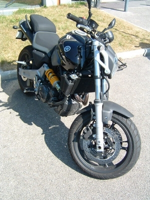 Essai Yamaha MT-03 : la petite soeur.
