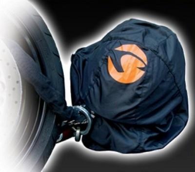 Abra-Katoomba... et votre casque est attaché à la roue de votre moto