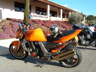 Essai Kawasaki Z1000 - Le blockbuster des roadsters