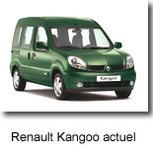 Le Renault Kangoo va évoluer en 2007