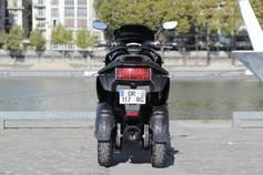 Essai vidéo - Quadro 4: mobilité urbaine inédite!