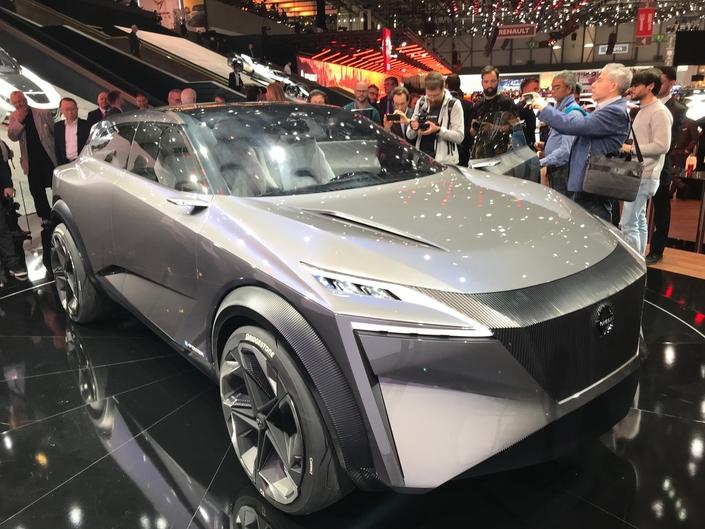 Nissan concept IMQ : graine de Qashqai – En direct du salon de Genève 2019