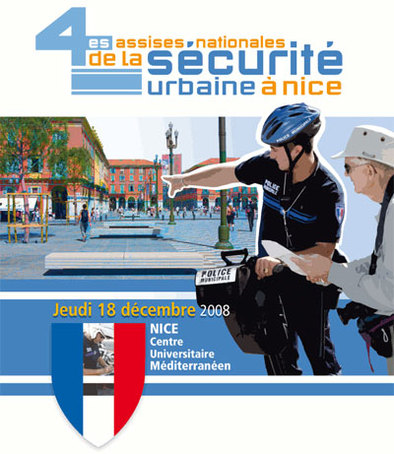 4e édition des Assises Nationales de la Sécurité Urbaine : le Segway au rendez-vous