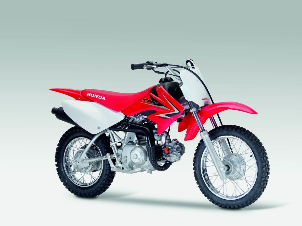 Nouveauté 2011 : toute la gamme Honda CR F