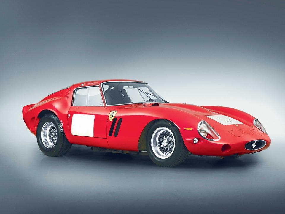 Caradrier de l'Avent - Quelle est la voiture la plus chère jamais vendue aux enchères?