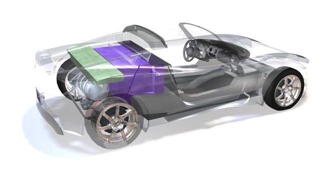 Le 100e Tesla Roadster électrique livré aux Etats-Unis !