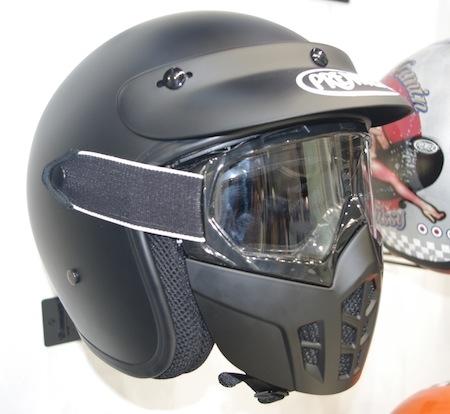 En direct du Salon de Milan 2015: Premier Helmets
