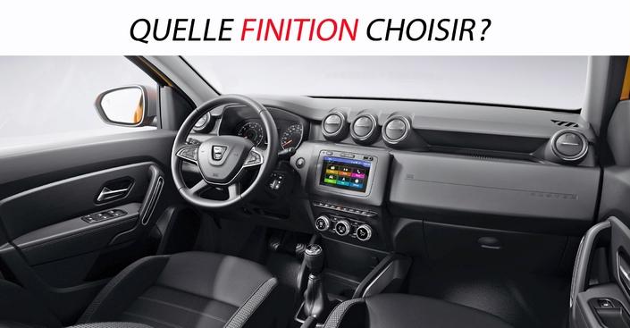 Quel Dacia Duster 2 choisir?