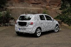 Prise en mains - Future Opel Corsa : premier roulage en avant-première