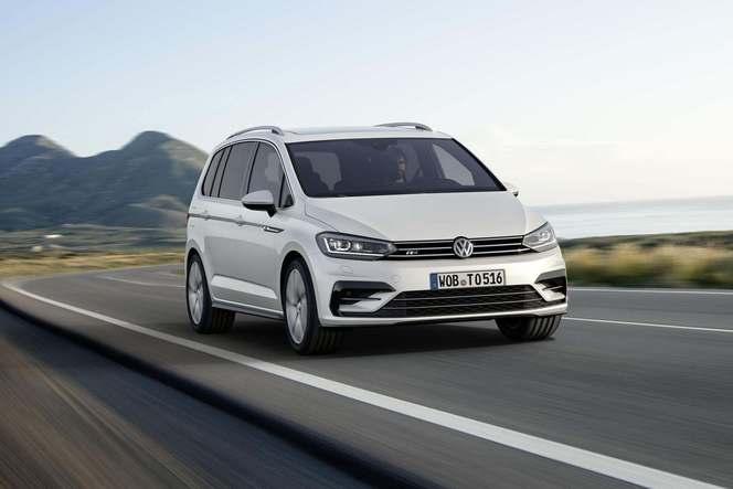 Volkswagen dévoile le pack R-Line du Touran