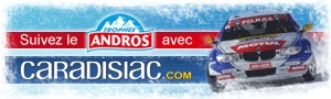Les Virées Caradisiac à Isola 2000 pour le Trophée Andros : baston glacée