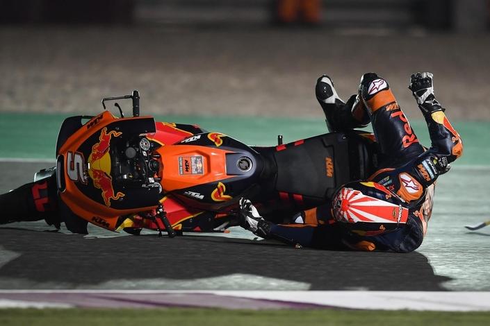 MotoGP - Qatar J2: ça n'aurait pas pu être pire pour Johann Zarco