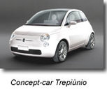 2007 : le retour de la Fiat 500