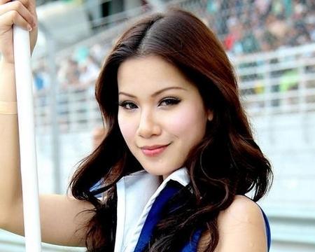 Les filles du paddock : GP de Malaisie