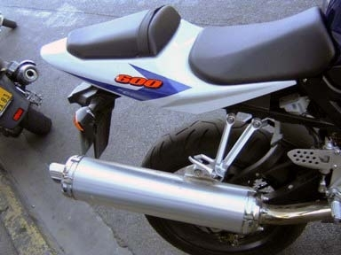 Comparaison Suzuki GSX-R 600 et 750 : les suzettes diaboliques