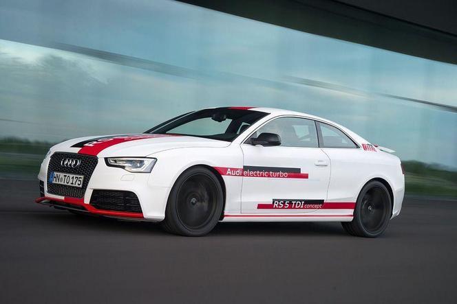 Audi RS5 TDI Concept: 385 ch et 750 Nm; vive le Diesel?