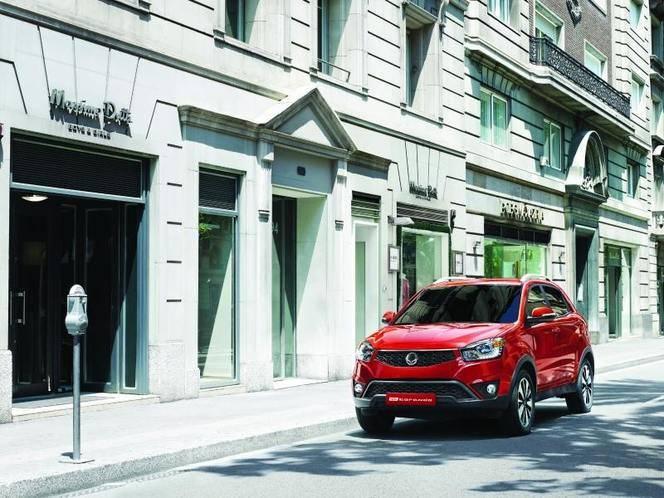 Ssangyong : nouveaux équipements et un diesel 178 chevaux pour les Rodius et Korando