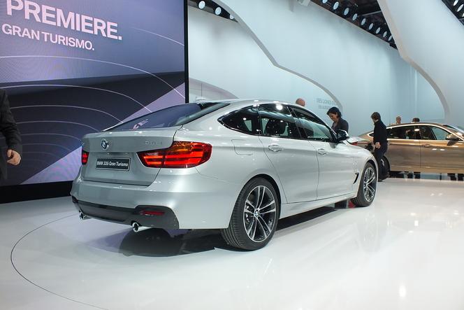 Vidéo en direct de Genève 2013 - La BMW Série 3 GT : la Série 3 des (vraies) familles