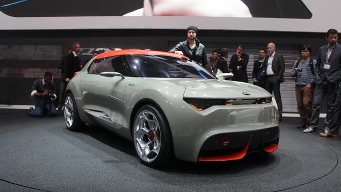 En direct du Salon de Genève 2013 - Kia Provo Concept : c'est un début