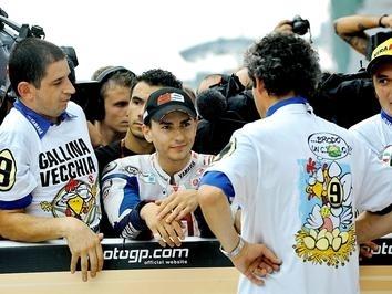 Moto GP - Malaisie: Lorenzo rend hommage