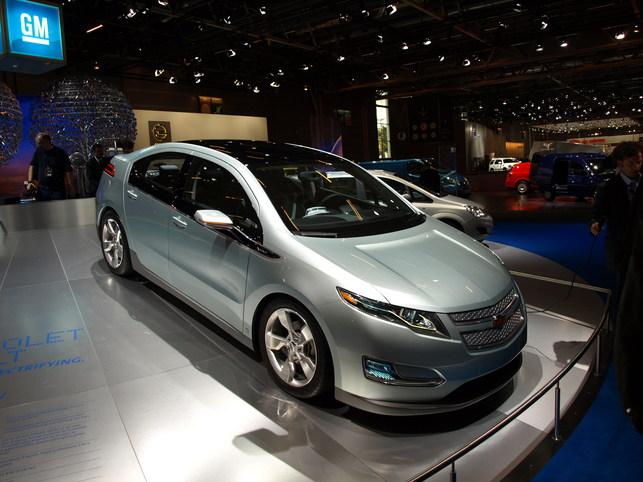 Malgré la crise, les Chevrolet Volt et Cruze sortiront comme prévu en Europe
