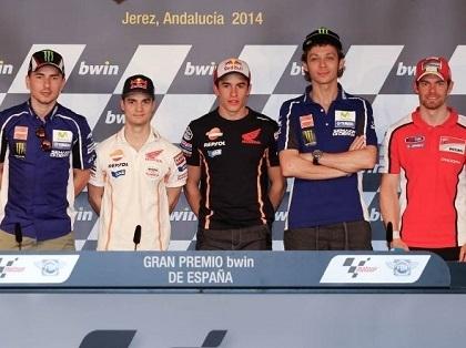 Moto GP - Grand Prix d'Espagne: les statistiques comparées entre Lorenzo et Marquez