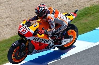 Moto GP - Grand Prix d'Espagne J2: Marc Marquez désespère ses adversaires
