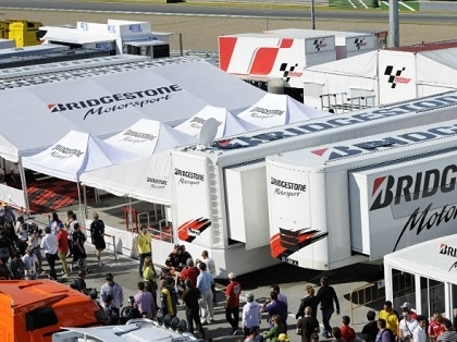Moto GP: la succession de Bridgestone est ouverte