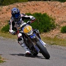 Tunisian Moto Tour 2014: Toniutti prend la tête après deux jours de course.