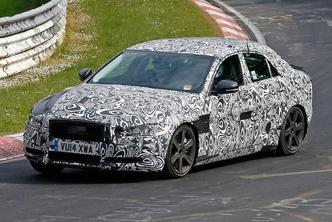 Future Jaguar XE : pas loin d'être comme ça