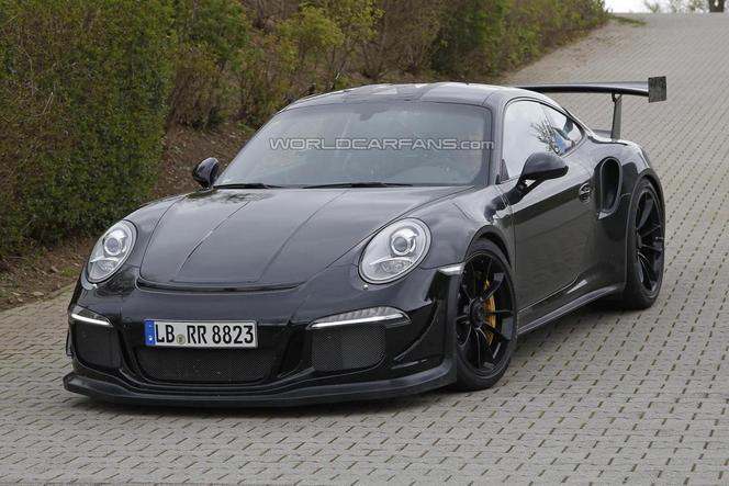 Future Porsche 911 GT3 RS : avec un turbo ?